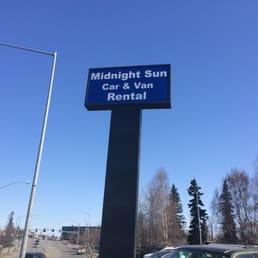 Midnight Sun Anchorage Car Rental