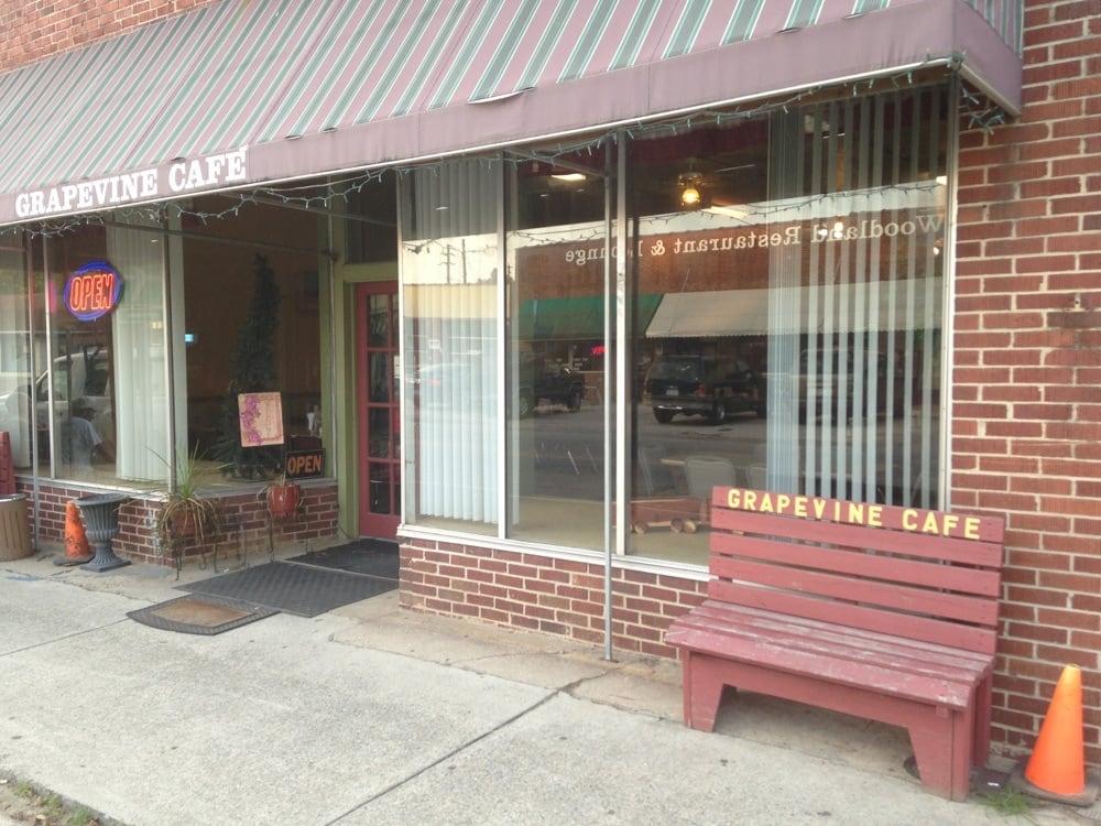 Grapevine Cafe: 109 E Main St, Woodland, NC