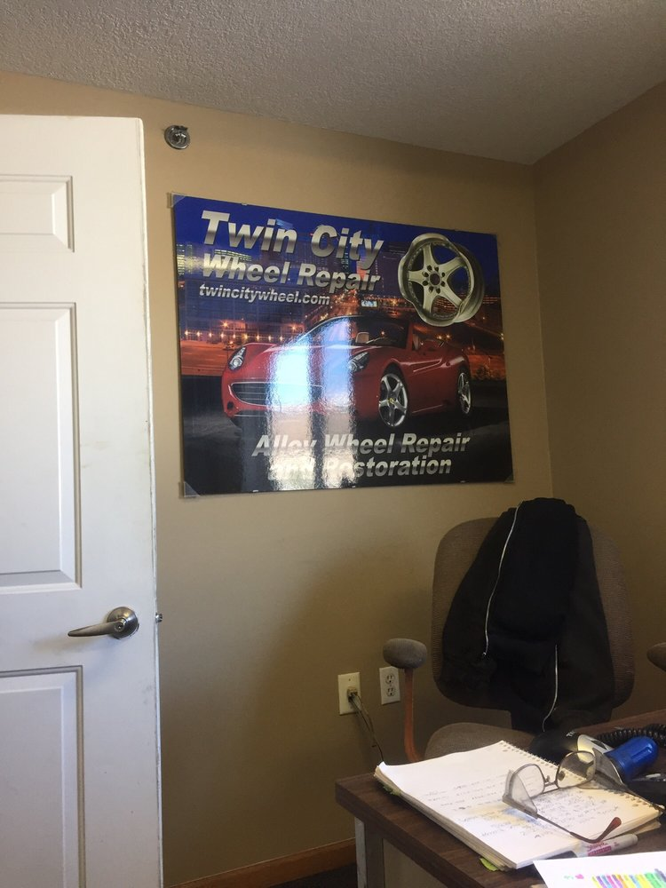 Twin City Wheel Repair: 2370 Leibel St, White Bear Township, MN