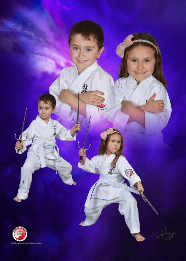 Enshin Karate: 2190 Pimmit Dr, Falls Church, VA