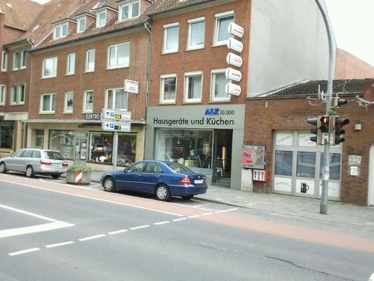 Küchen Emden a k 10 000 hausgeräte und küchen appliances neutorstr 83