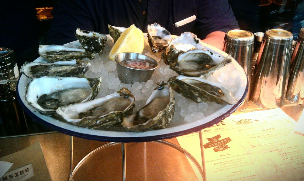 $1 oyster special on Monday - Yelp