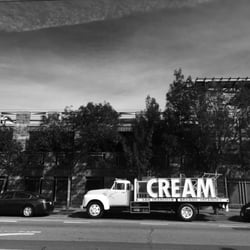 Photo Of San Francisco Organic Antique Ice Cream Truck Fleet