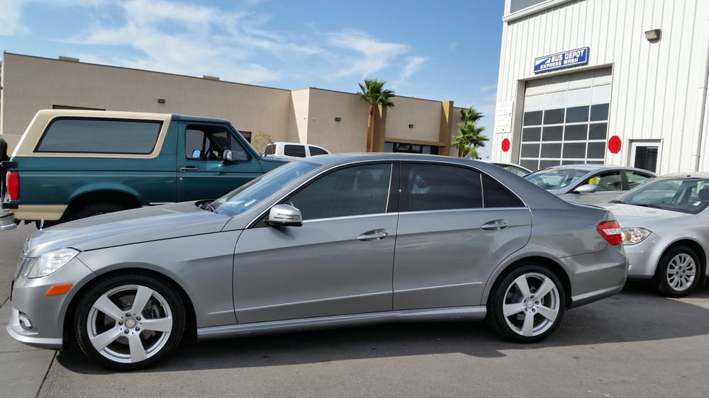 Mercedes benz 35 on front windows 20 on back windows yelp for Mercedes benz window tint