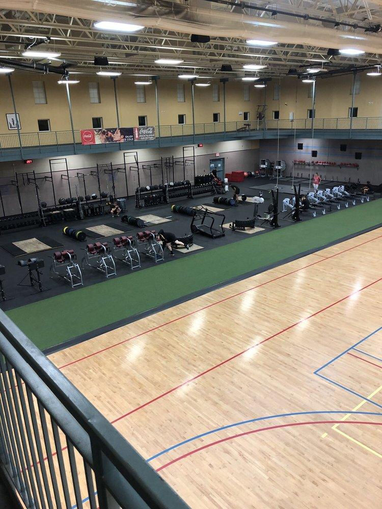 Johnson Fitness Center: 270 Vanguard Rd, Fort Stewart, GA