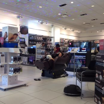 photo of brookstone irvine ca united states that massage chair is the