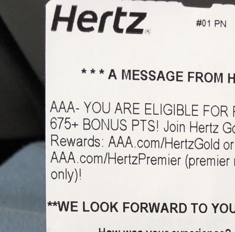 Hertz Rent A Car - Car Rental - 8701 World Center Dr, International ...