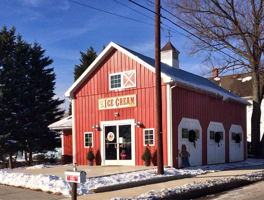 Red Barn Coffee Cafe Menu