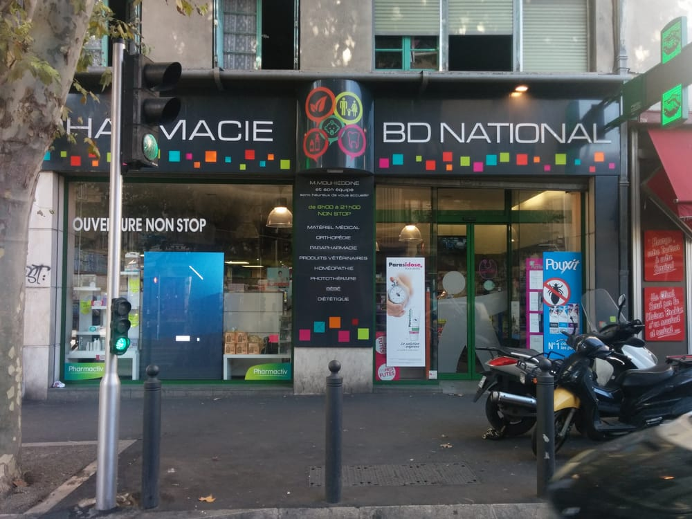 pharmacie du boulevard national pharmacie 258 bd national marseille num ro de t l phone. Black Bedroom Furniture Sets. Home Design Ideas
