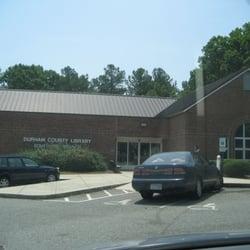 Photo Of Durham County Library Southwest Regional Nc United States