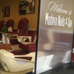 Modern nails spa 13 reviews nail salons 1449 - Burlington nail salons ...