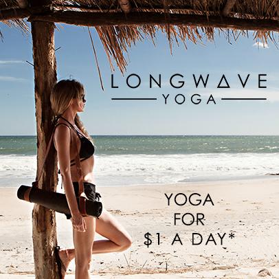 Longwave Yoga