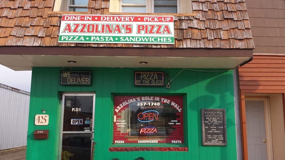 Azzolina's Hole In the Wall: 425 Main Ave, Clear Lake, IA