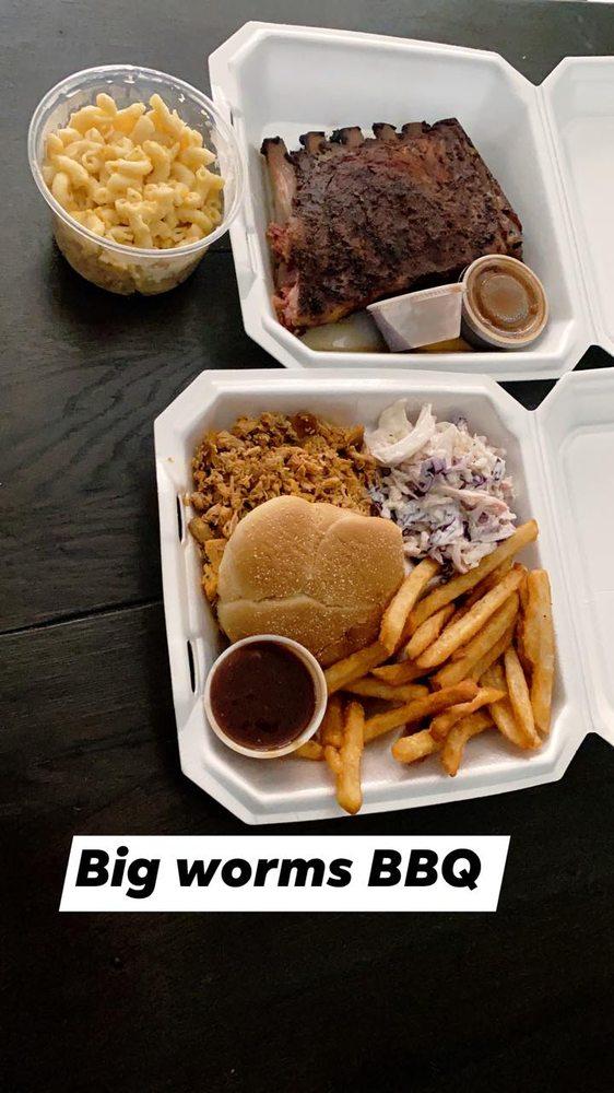Big Worms BBQ: 5299 S US Hwy 1, Fort Pierce, FL
