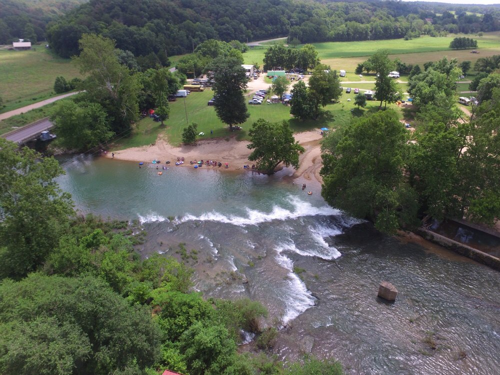 The Falls: 384 Rte K, Pineville, MO