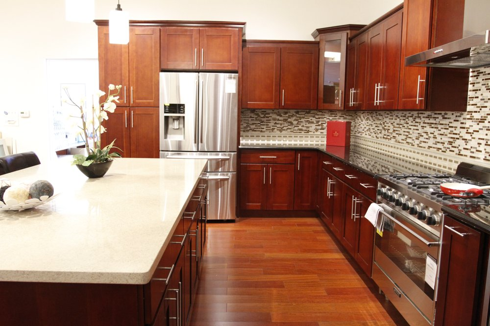 Photo Of Kz Kitchen Cabinet Stone Hayward Ca United States American