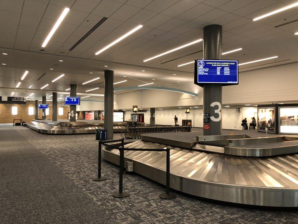 Cincinnati/Northern Kentucky International Airport: 3087 Terminal Dr, Hebron, KY
