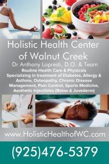 Holistic Health Center of Walnut Creek - Medical Centers