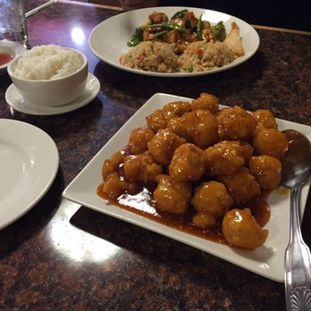 Photo Of Chinatown Restaurant Kalispell Mt United States Sesame Tofu And Mixed