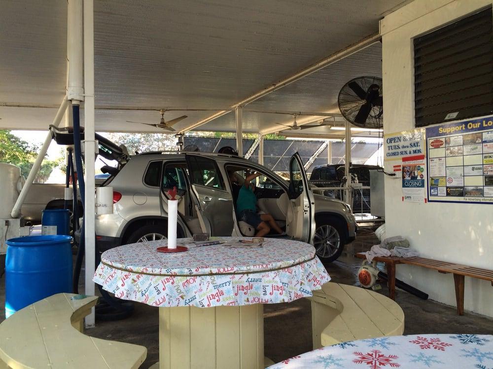 Captain Car Wash Homestead Fl
