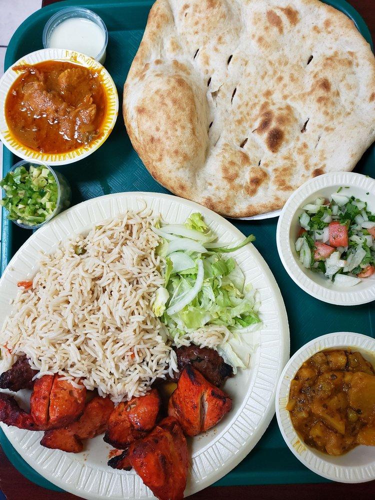 Food from Ravi Kabob House