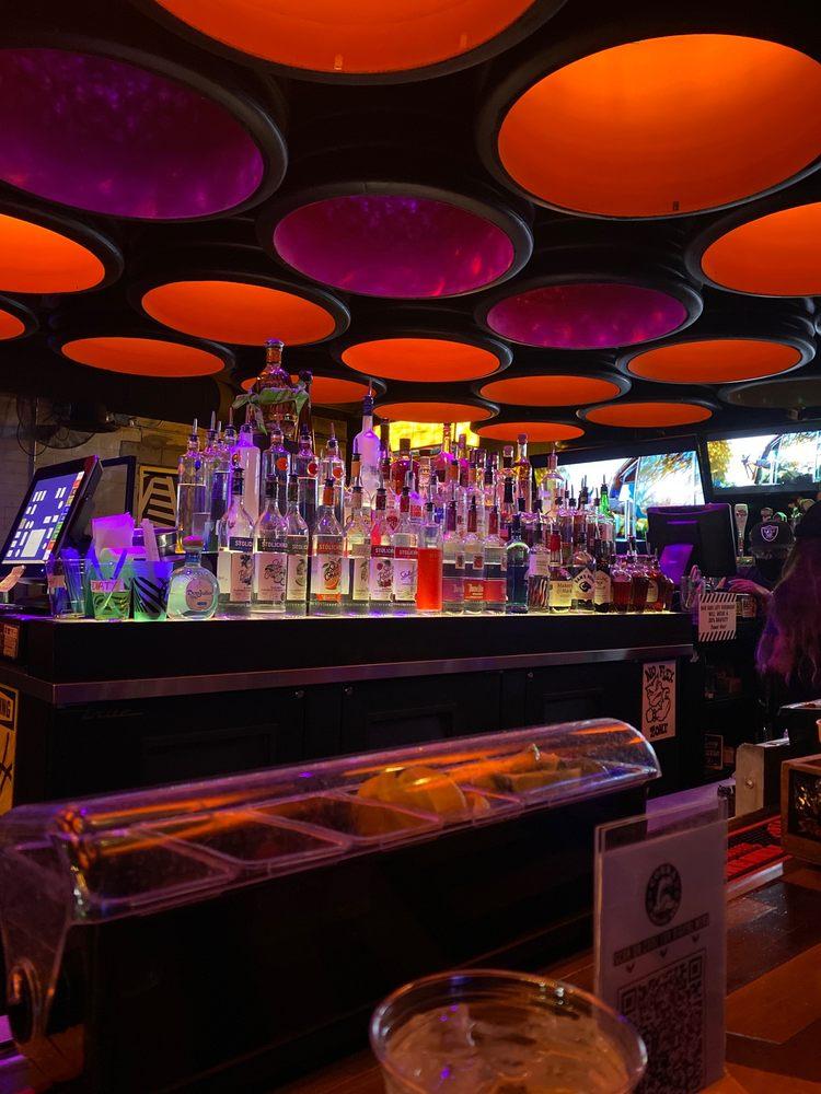 Cobra Arcade Bar: 801 N 2nd St, Phoenix, AZ