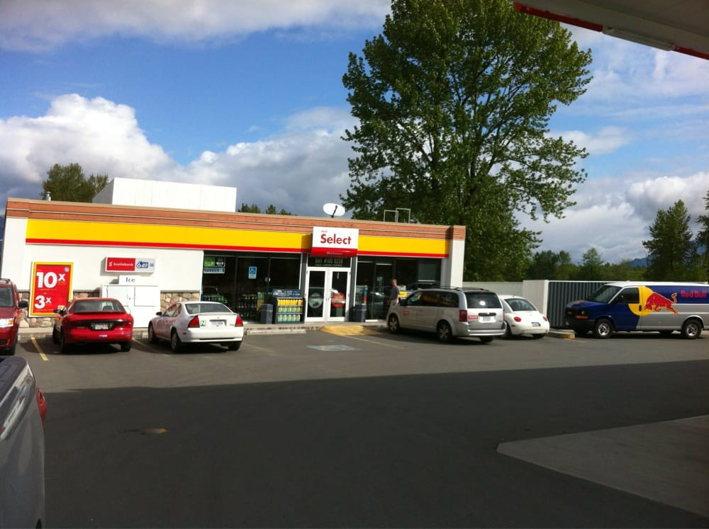 shell select gas stations 8236 eagle landing parkway chilliwack bc yelp. Black Bedroom Furniture Sets. Home Design Ideas