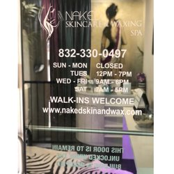 ad skincare naked