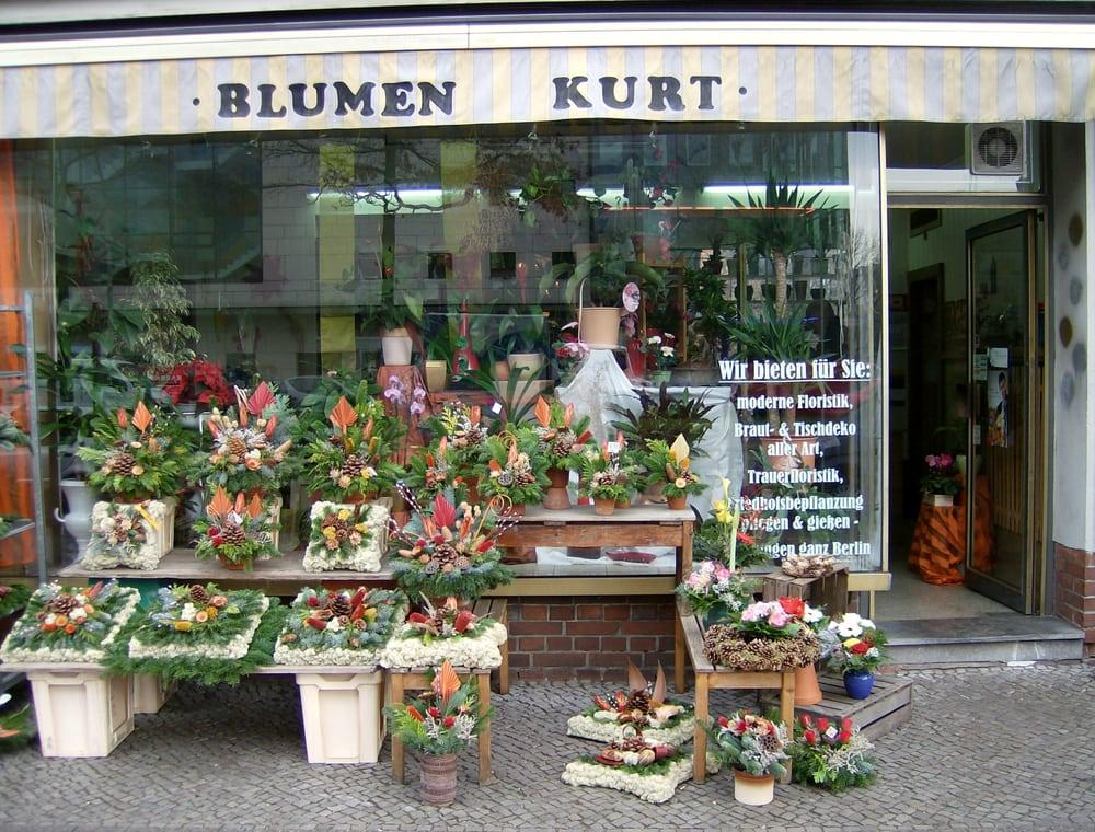 Blumenladen Kurt Florists Mullerstr 45 Wedding Berlin