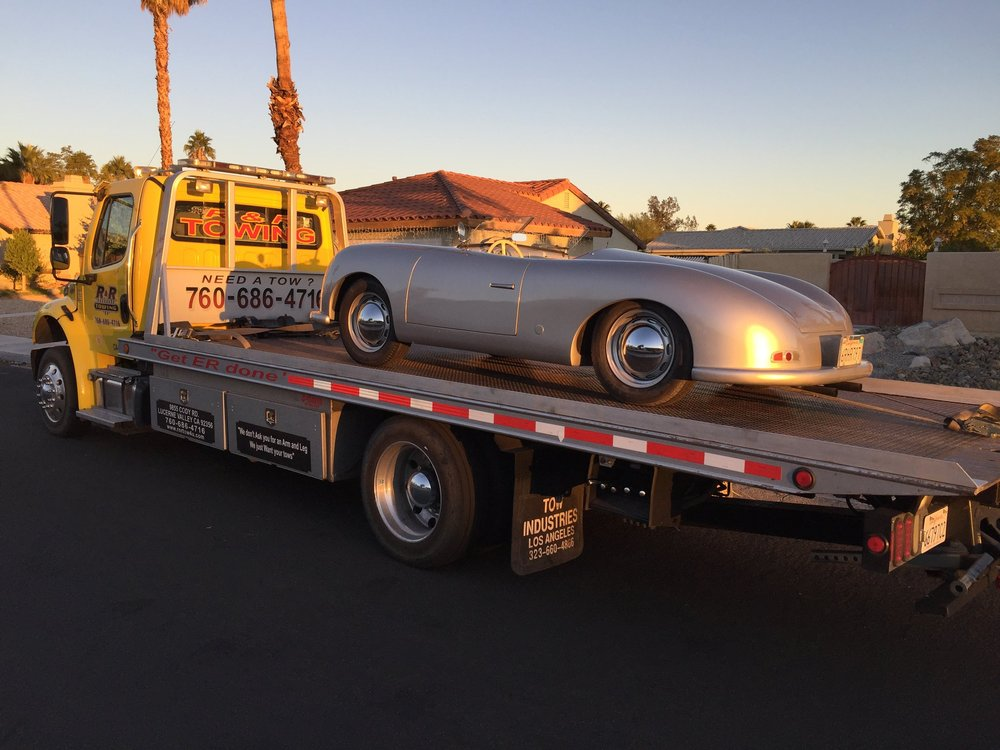 R & R Towing and Transportation: Lucerne Valley, CA