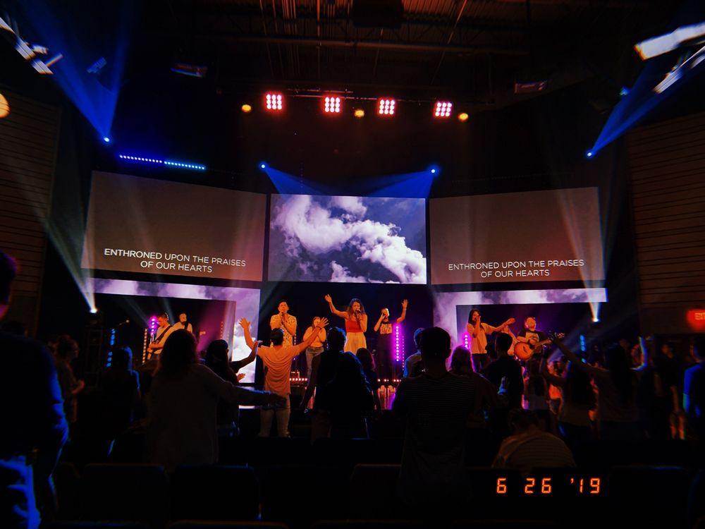 Church Eleven32: 700 Rivercrest Blvd, Allen, TX