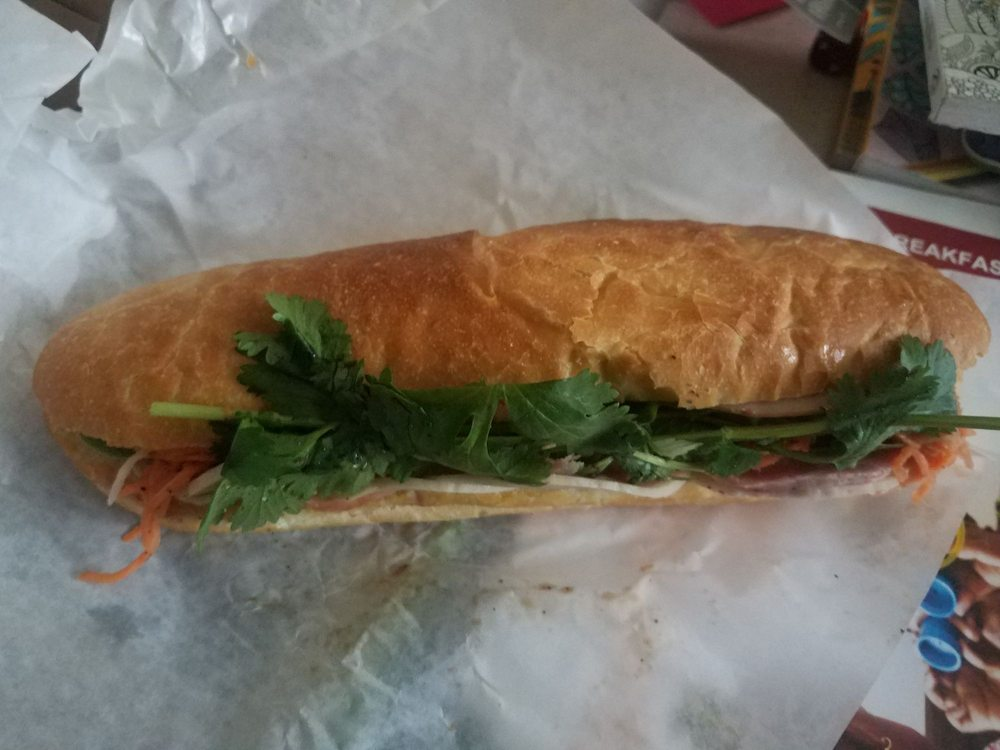 The Banh Mi Shop: 567 Melville Ave, University City, MO