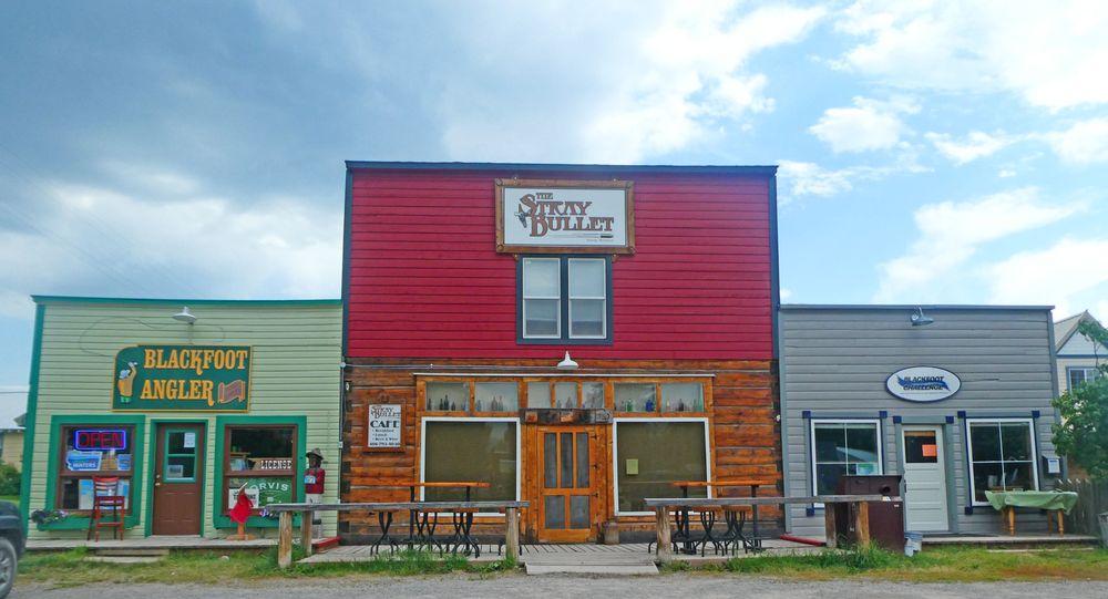 Blackfoot Angler: 401 Main St, Ovando, MT