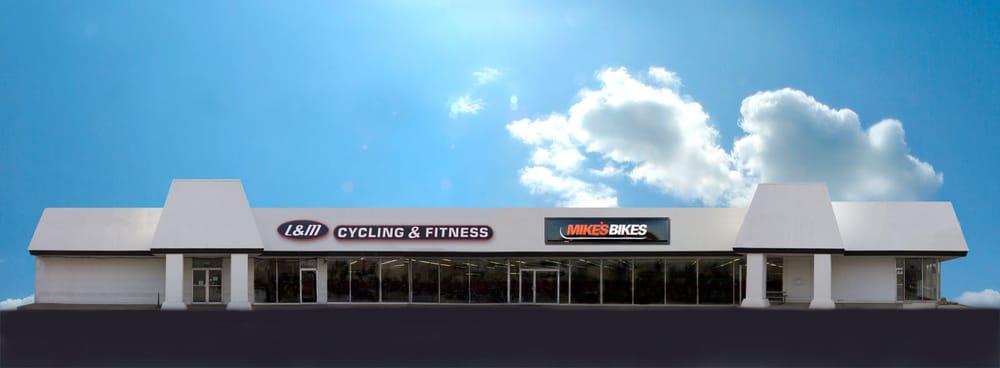L & M Cycling & Fitness: 6401 E Kellogg Dr, Wichita, KS
