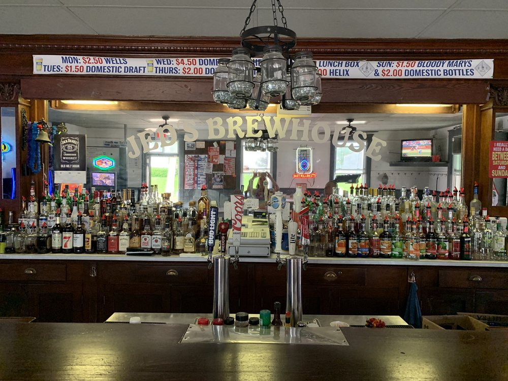Social Spots from Jed's Brew House
