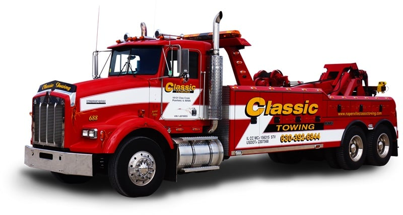 Towing business in Aurora, IL