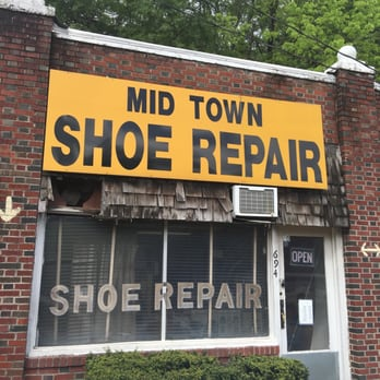 Shoe Repair Midtown Atlanta