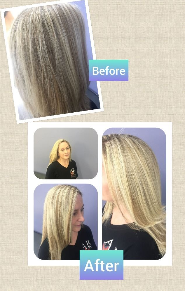 Amazing Color Retouch Highlight Done At Cuts Colors Hair Studio