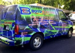 Boyd Electric: 6040 Maxwell Ave, Evansville, IN