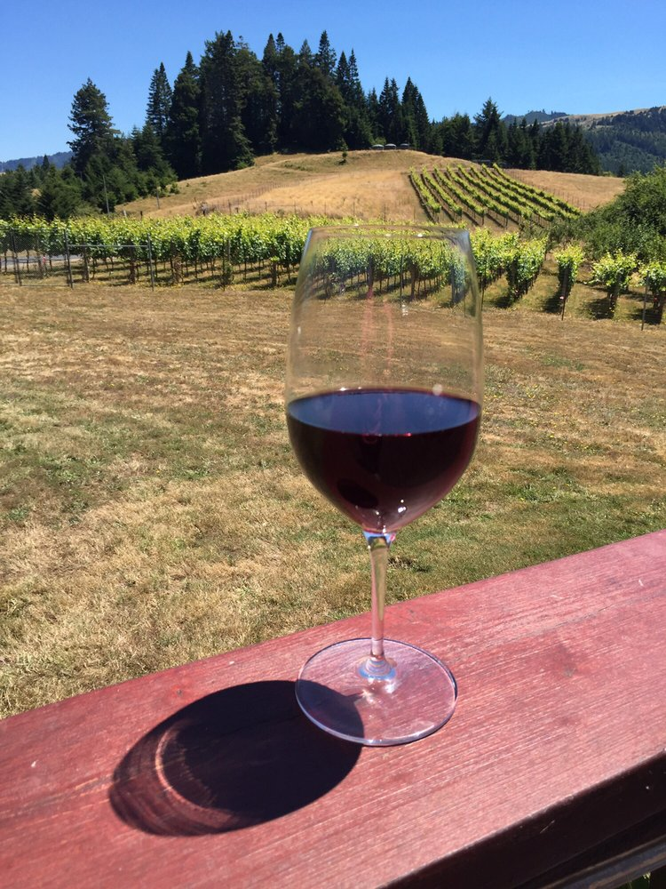 Monument Mountain Vineyards: 2330 Monument Rd, Rio Dell, CA