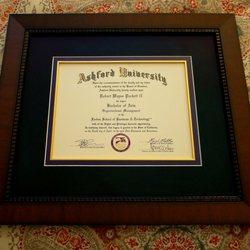 photo of michaels jacksonville nc united states terrific looking custom frame - Michaels Diploma Frames
