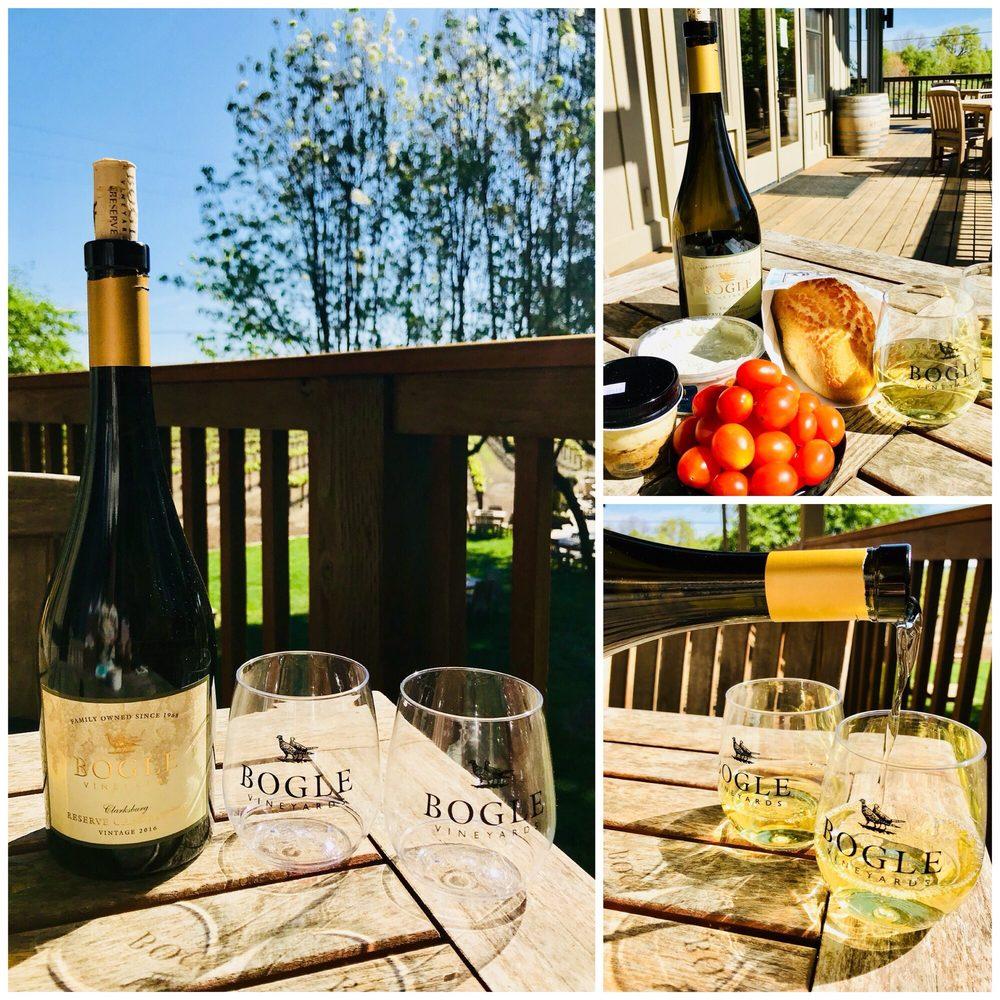 Photo Of Bogle Vineyards Clarksburg Ca United States Beautiful In