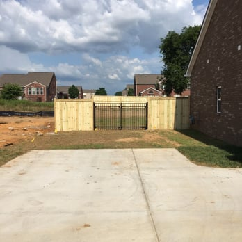 Photo Of A1 Fence And Deck Gallatin Tn United States 6