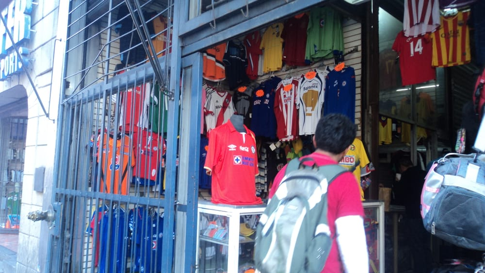 Soccer Fan - Ropa deportiva - Venustiano Carranza 3 Loc. 1 81d3adaecbe2d