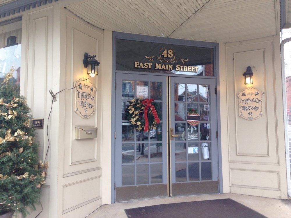 Matthew 25 Thrift Shop