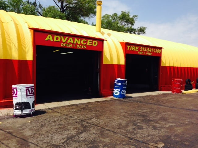 Advanced New Used Tires Tires 4275 Spring Grove Ave Northside