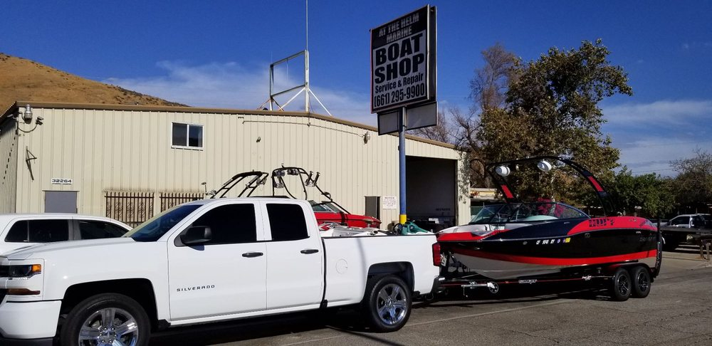 At the Helm Marine: 32264 Castaic Rd, Castaic, CA