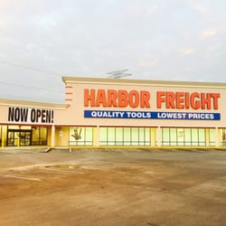 Harbor Freight Tools uses United States Postal Service, FedEx Smart Post, FedEx Ground, FedEx Second Day, FedEx Next Day Air or truck freight line to ship your orders. Harbor Freight makes every effort to process orders within 24hrs of being placed. Orders placed before 2pm (PT) are generally SHIPPED the next business day.