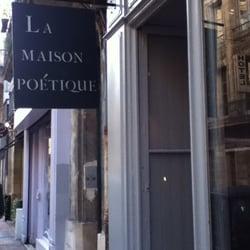 La Maison Poétique - FERMÉ - Décoration d\'intérieur - 23 rue ...
