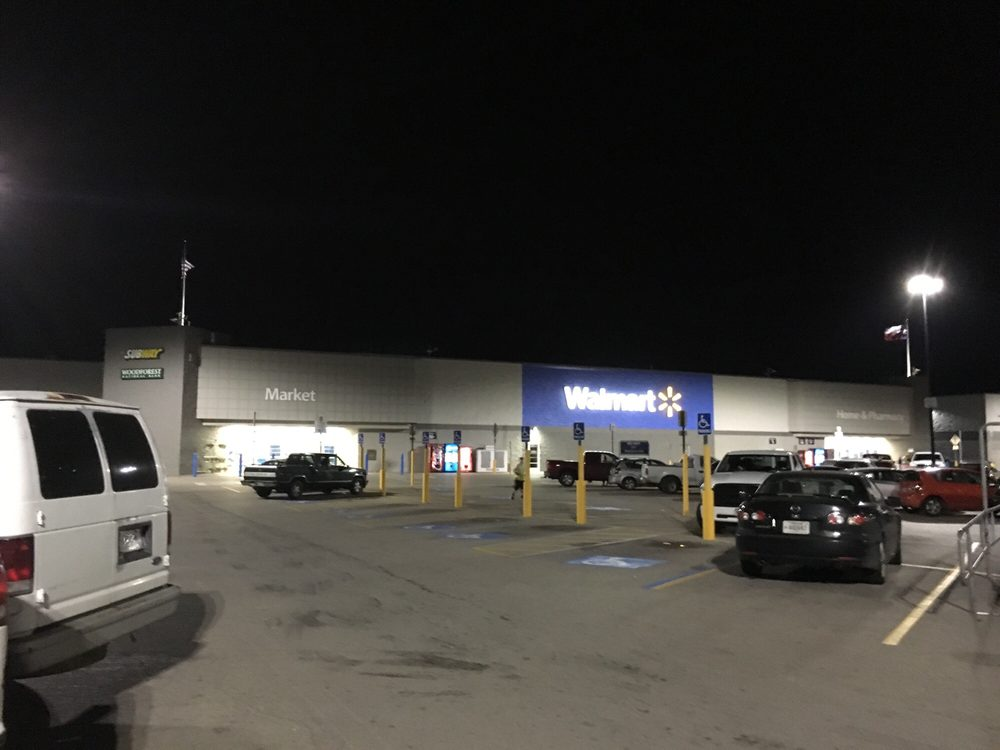 Walmart Supercenter: 1200 W Main St, Gun Barrel City, TX